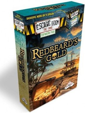 Escape Room: The Game expansion - Redbeard