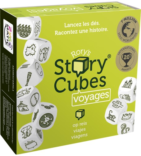Rory`s Story Cubes: Voyages