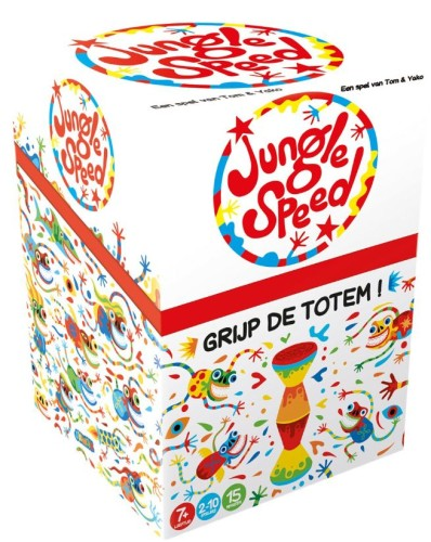 Jungle Speed: Witte Versie