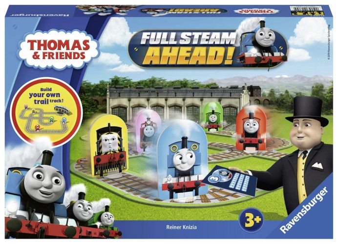 Thomas & Friends Full Steam ahead (213894)