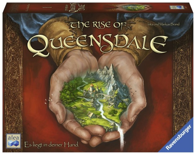 The Rise of Queensdale (ENGELS) (269037)