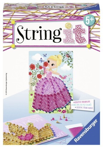 String IT mini Pink Princess (180660)