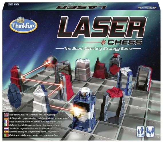Laser Chess ThinkFun (763504)