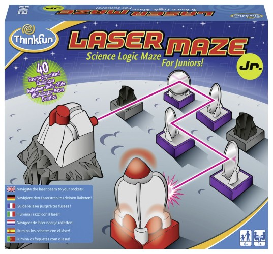Laser Maze Junior ThinkFun (763481)