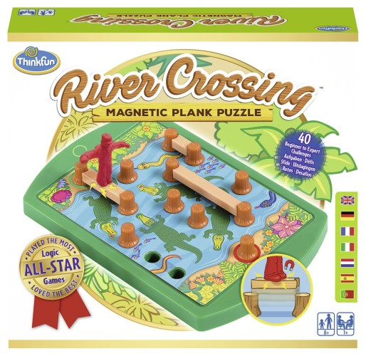 River Crossing ThinkFun (763498)