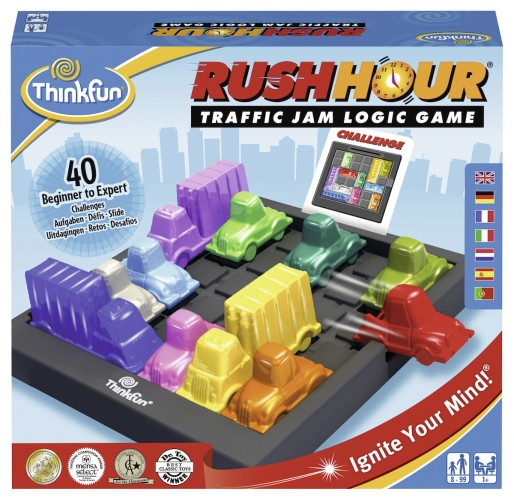 Rush Hour ThinkFun (763368)