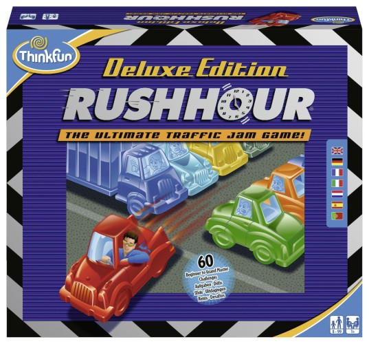 Rush Hour Deluxe ThinkFun (763382)