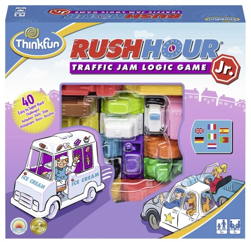 Rush Hour junior ThinkFun (763375)