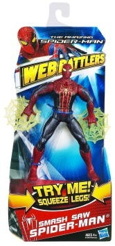 SPID106137 Web battler figure Spider-man (37266/37202)