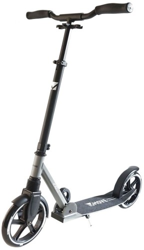 Step Move street Cruiser: Black/Grey 230 mm