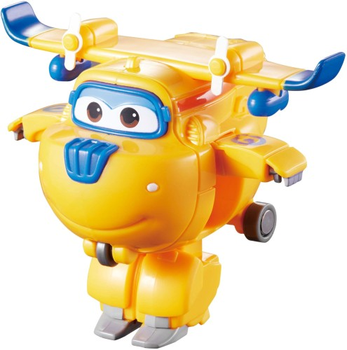 Speelfiguren Transform-A-Bots Super Wings: Donnie