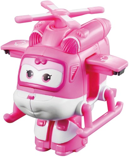 Speelfiguren Transform-A-Bots Super Wings: Dizzy