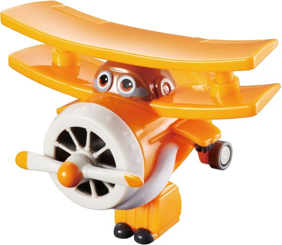 Speelfiguren Transform-A-Bots Super Wings: Albert