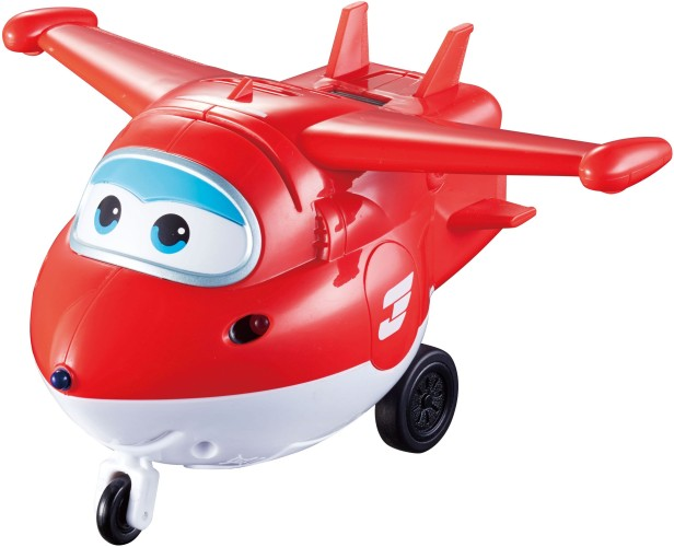 Speelfiguren Scan Talk Super Wings: Flyer-Jett