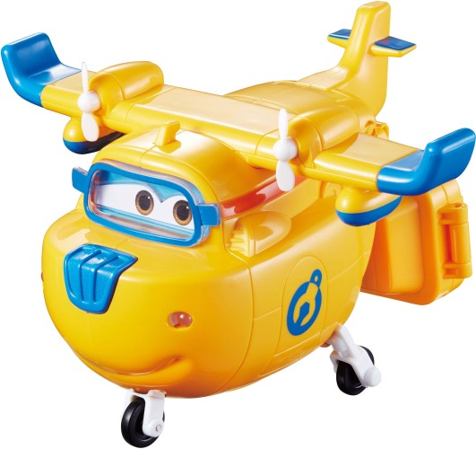 Speelfiguren Tilt Talk Super Wings: Flyer-Donnie