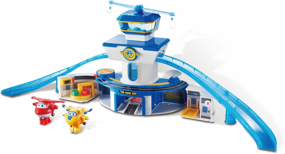 Speelset Super Wings: World Airport