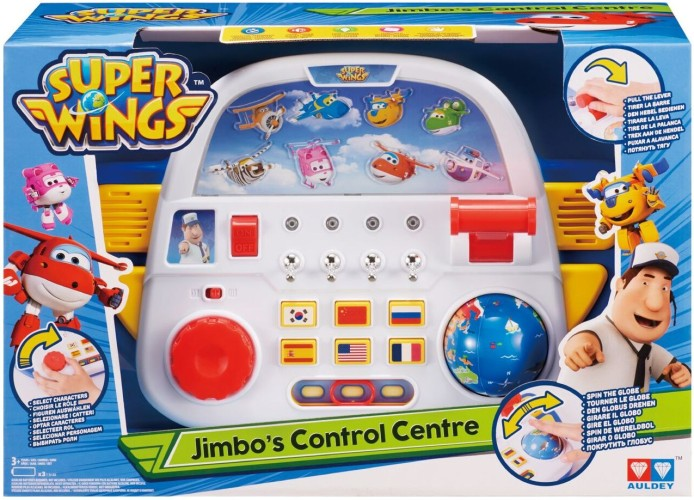 Speelset Super Wings: Jimbo`s Control Center