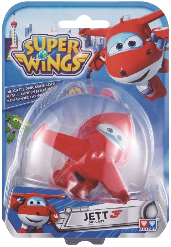 Speelfiguren Die-Cast Super Wings: Jett