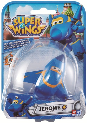 Speelfiguren Die-Cast Super Wings: Jerome