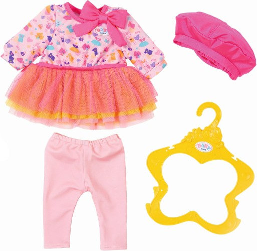 Fashion Collectie Baby Born: roze