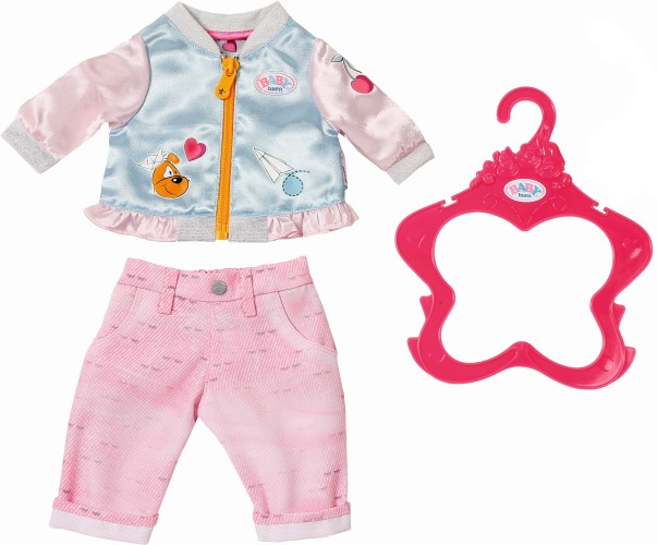 Casual Collectie Baby Born: roze