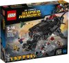 Flying-Fox:-Batmobile-luchtbrugaanval-Lego-76087