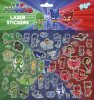 Stickervel-holo-PJ-Masks-ToTum:-45-stickers-320055